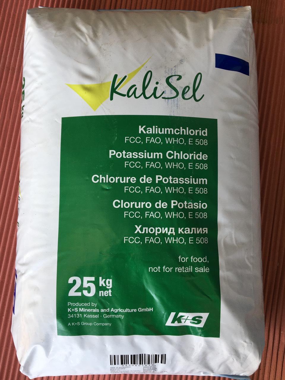 Kailiumchloride - KCL TP