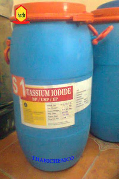 Potassium Iodide KI Ấn Độ