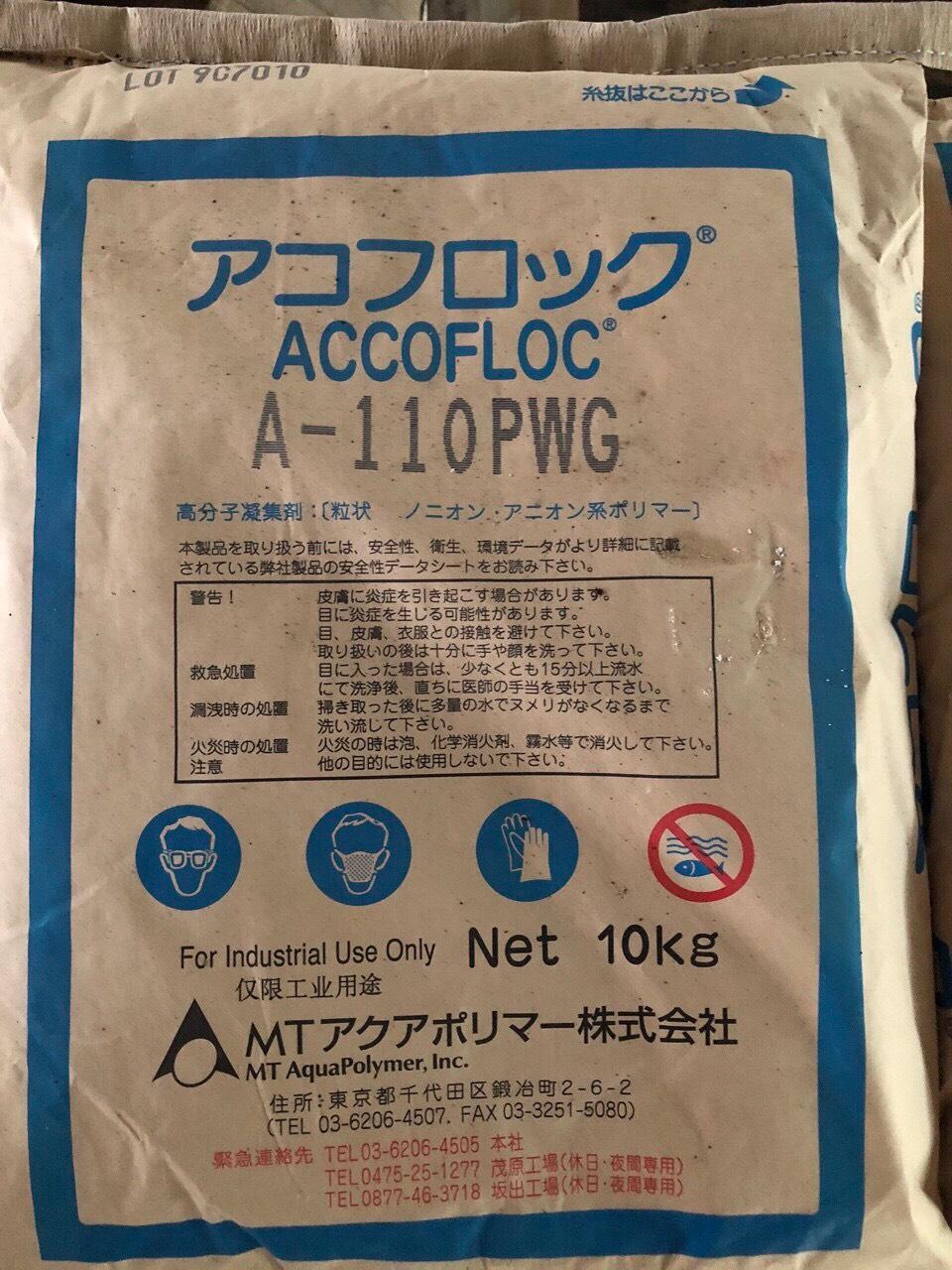 Polymer Ancofloc - A110 PWG