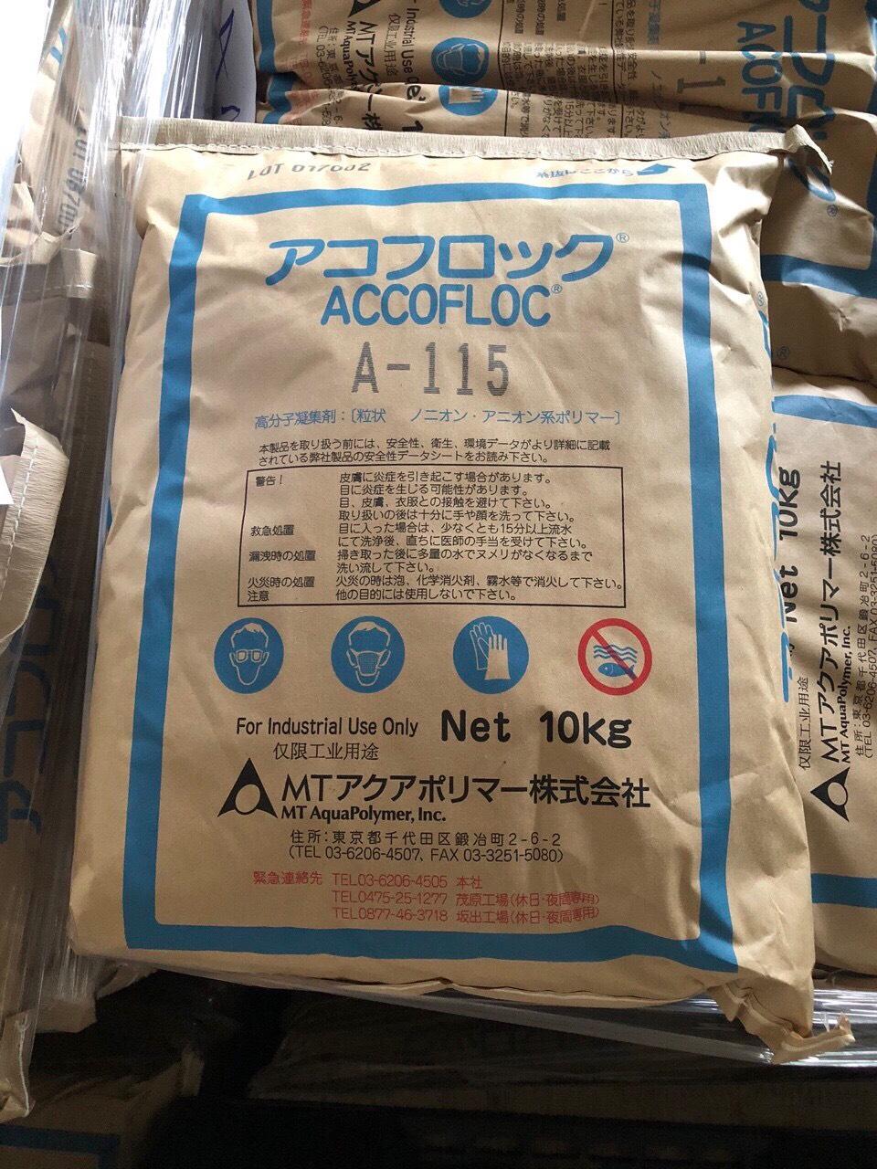 Polymer - Accofloc A115