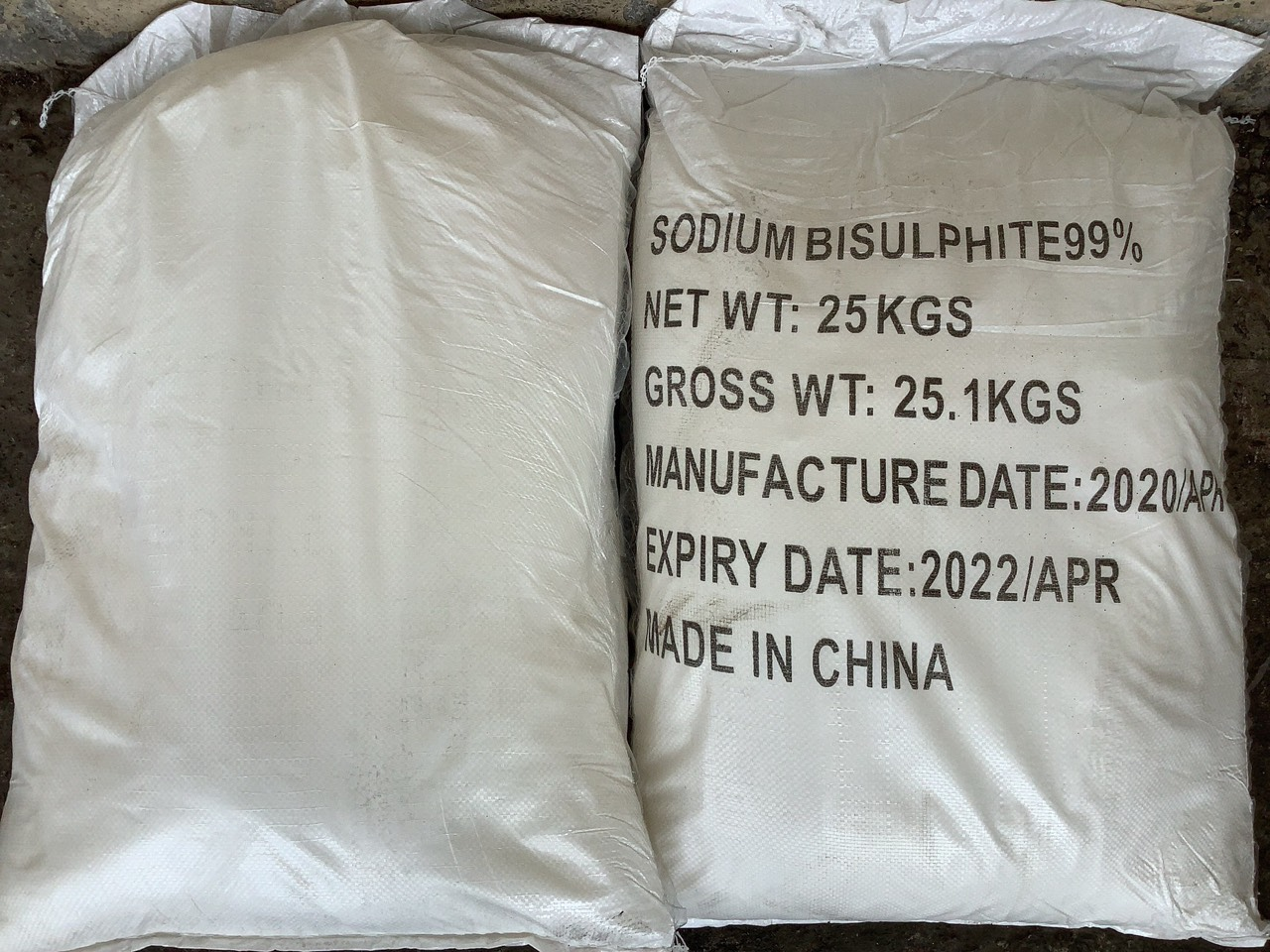 Sodium Bisulphite - NaHSO3 - 98%