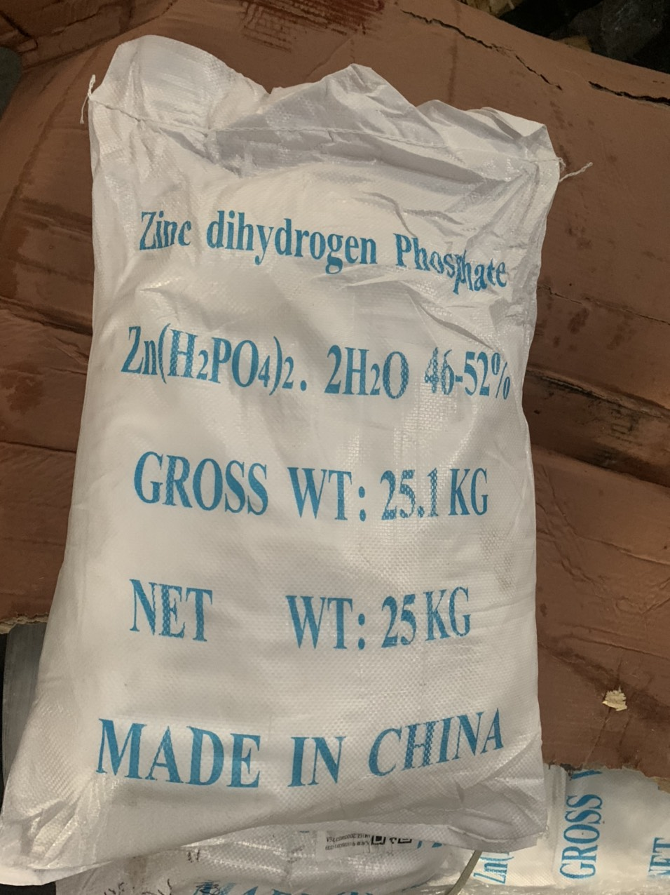 Zinc-dihydrogen Phosphate