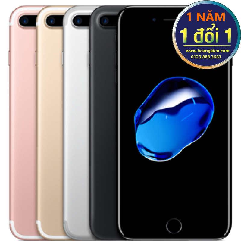 iPhone 7 Plus Hồng Cũ Like New 99%
