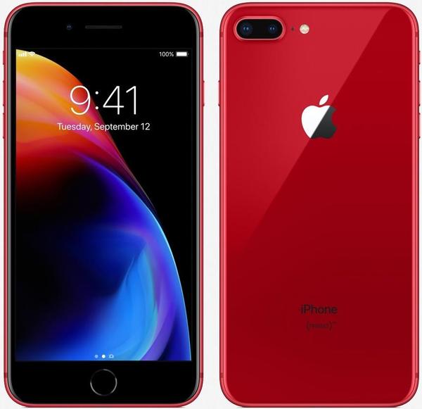 Iphone 8 Plus 64g đỏ Like New 99 Hoàng Kiên