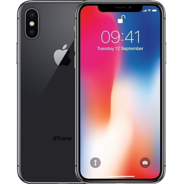 Iphone X 256G Đen Like New 99%