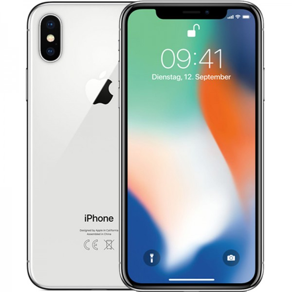 Iphone X 64G Trắng Like New 99%