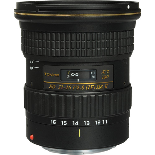 ỐNG KÍNH TOKINA AT-X 11-16MM F2.8 PRO DX II FOR NIKON