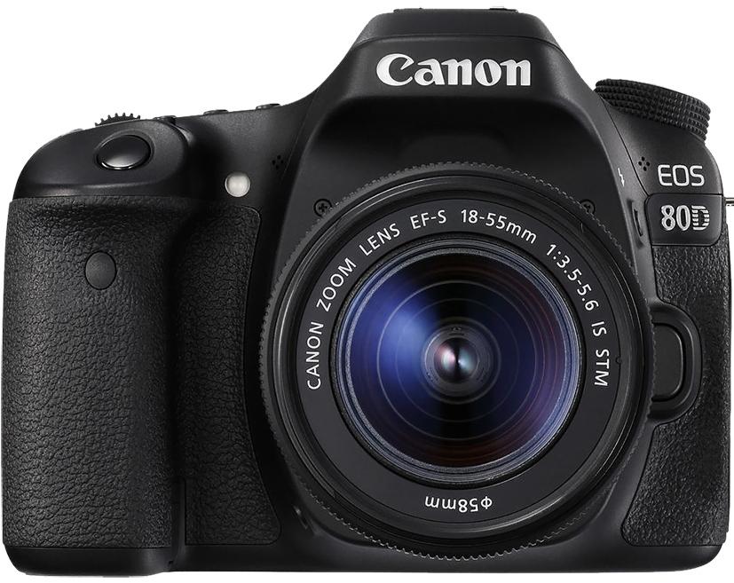 Canon 80D - 18-55mm IS STM - Chính hãng - Lê Bảo Minh