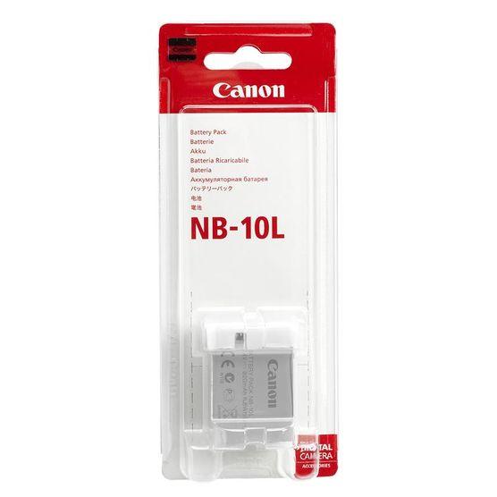 Pin Canon NB-10L