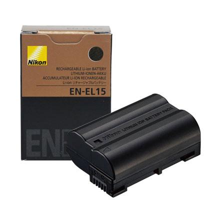 Pin Nikon EN-EL15