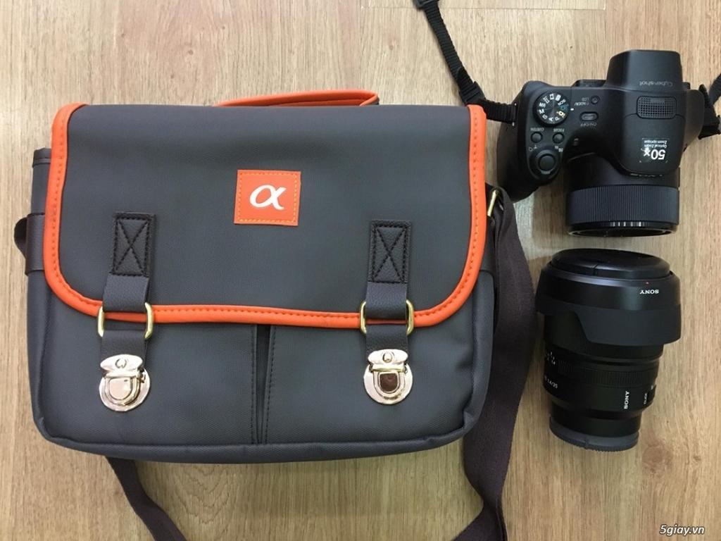 Túi máy ảnh Sony Alpha chính hãng