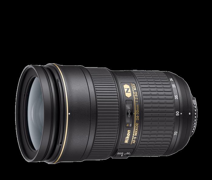 Nikon AF-S 24-70mm f/2.8G ED - Hàng VIC