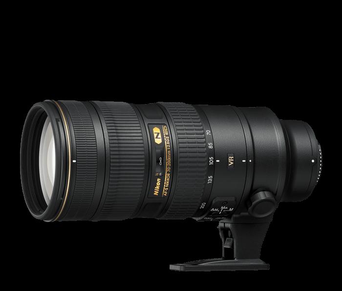 Nikon 70-200mm f/2.8G ED VR II Nano (Mới 100%)
