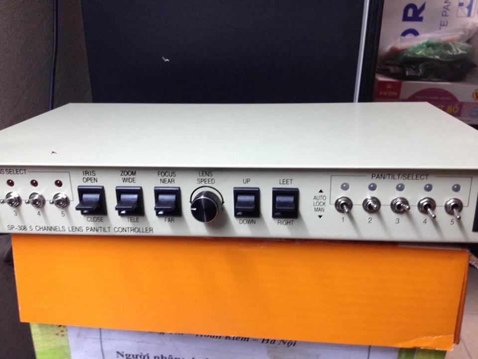 Bàn điều khiển Sunspo SP 308  5 kênh