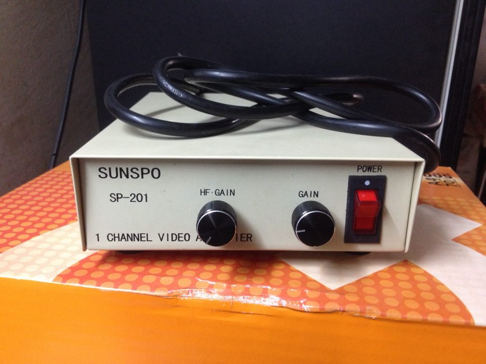 BỘ KHUYẾCH ĐẠI TÍN HIỆU SUNSPO SP-201
