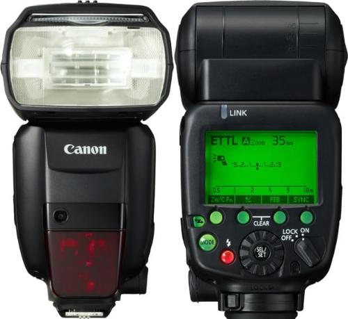 Đèn Canon 600EX II-RT