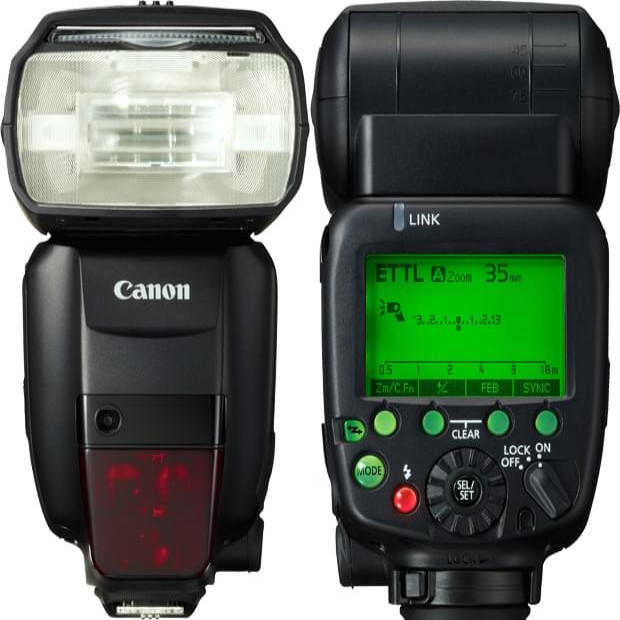 Đèn Canon 600EX-RT