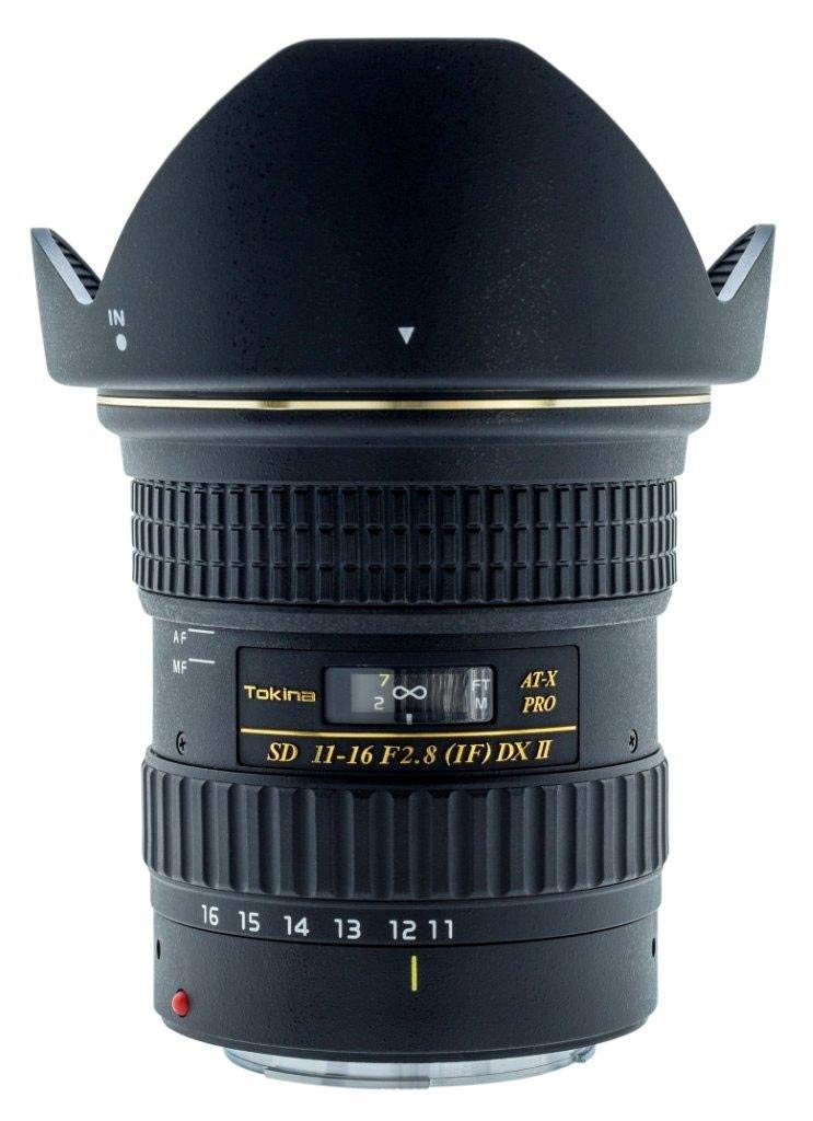 Tokina 11-16mm f/2.8 IF DXII for Canon