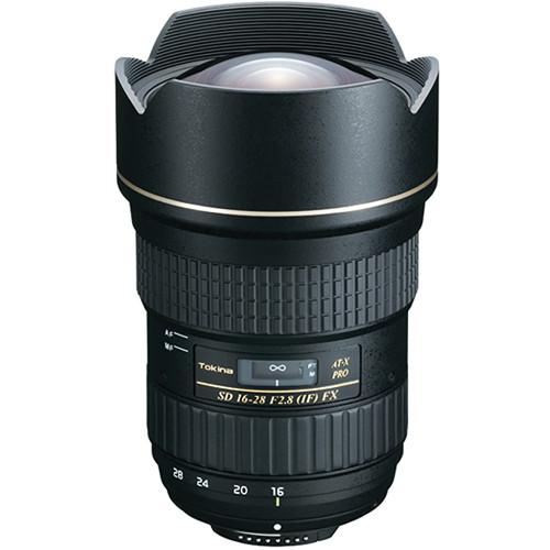 Tokina AT-X 16-28mm f/2.8 PRO FX For Canon (Chính hãng)