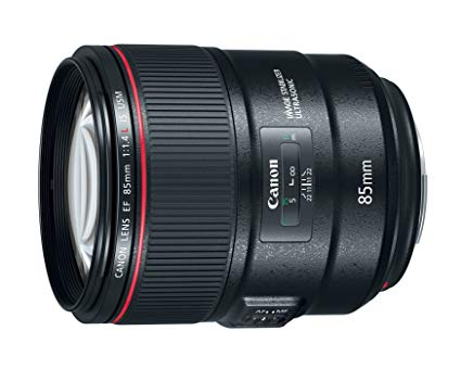 Canon EF 85mm F/1.4L IS USM (Mới 100%)