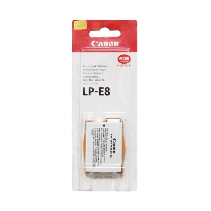Pin Canon LP-E8