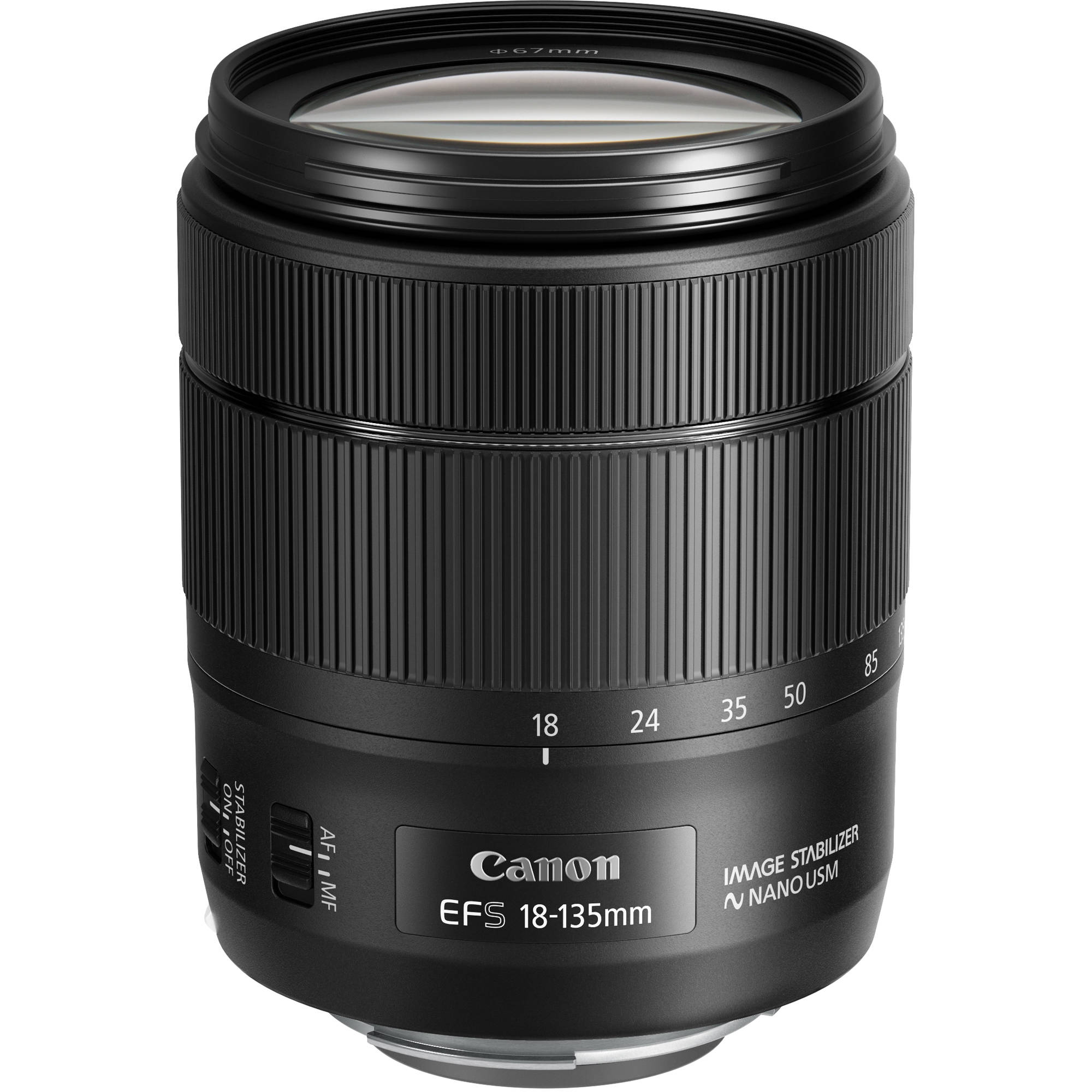 Canon EF-S 18-135mm f/3.5-5.6 IS Nano USM ( Mới 100% )