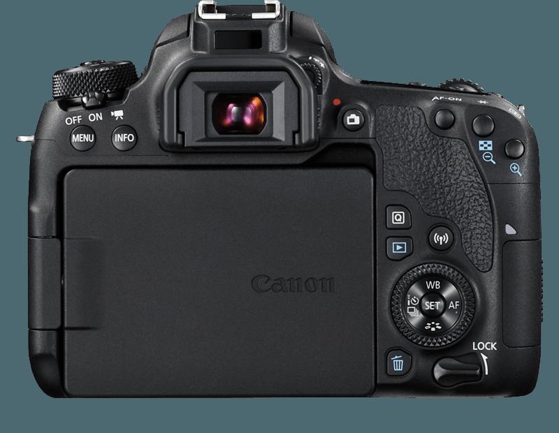 Canon EOS 77D kit 18-55mm IS STM - Lê Bảo Minh