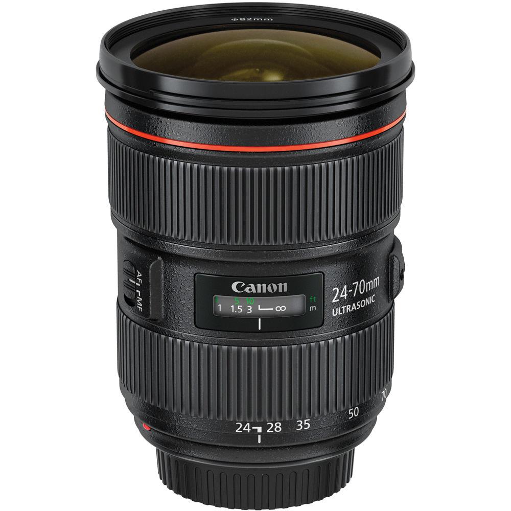 Canon EF 24-70mm f/2.8L II USM - Lê Bảo Minh