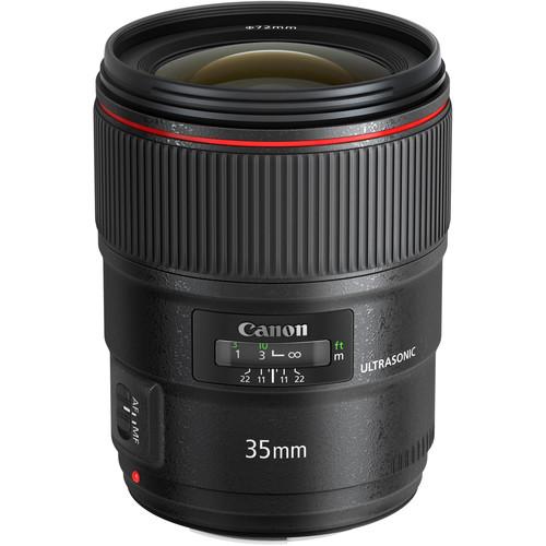 Canon EF 35mm f/1.4L II USM (Mới 100%)