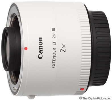 Canon EF 2x III Extender - Lê Bảo Minh