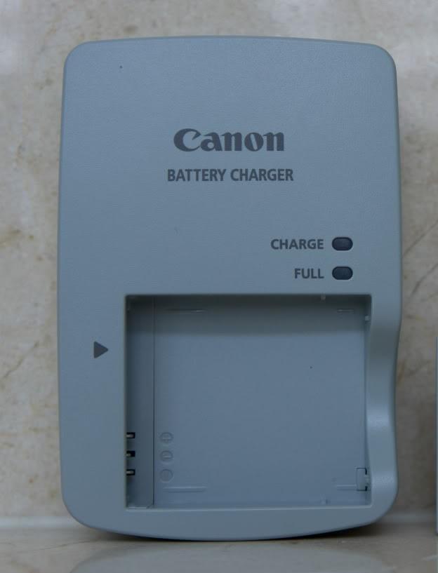 Sạc Canon cho pin NB-6L