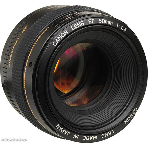 Canon EF 50mm f1.4 USM ( Mới 100% )