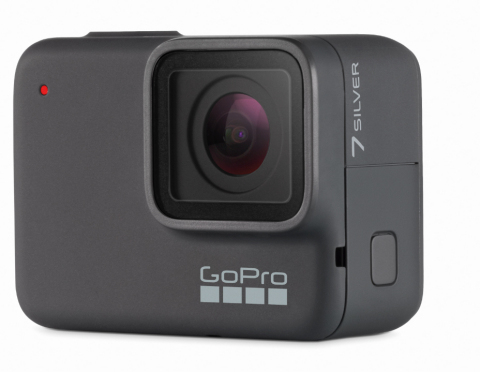 GoPro Hero 7 Silver - Hàng chính hãng