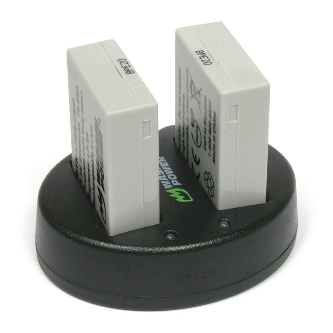 Bộ pin - Sạc Kit BB - LP-E8 WASABI
