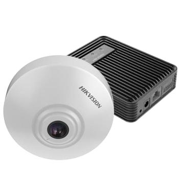 IDS-2CD6412FWD-30/C  Camera đếm lượt vào/ra  1.3MP ( Chống ngược sáng cực mạnh)