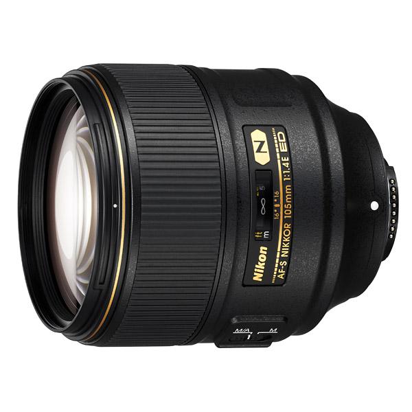 Nikon AF-S 105mm f/1.4E ED Hàng chính hãng VIC