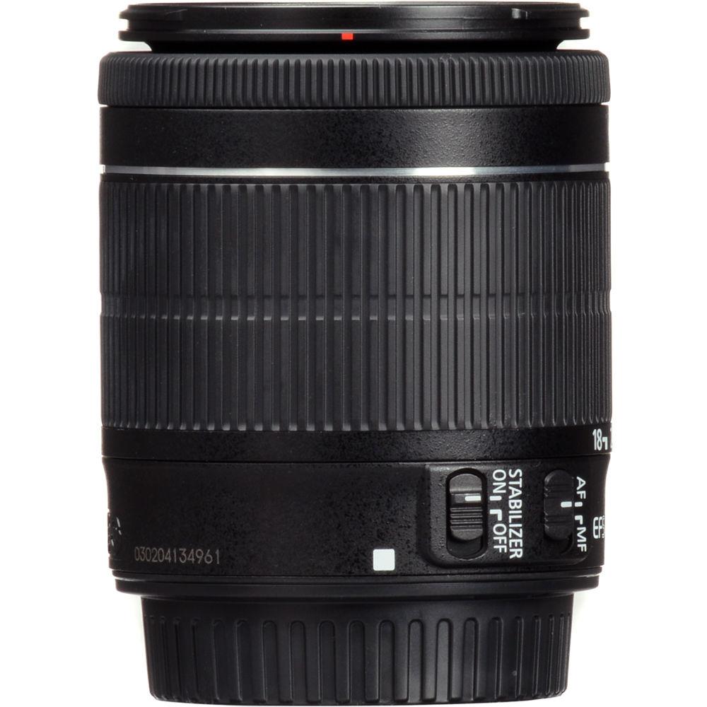 Canon Lens EF-S 18-55mm STM ( Mới 100% )