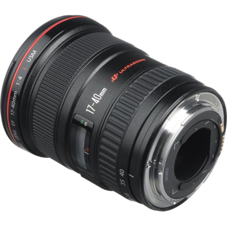 Canon EF 17 40mm F/ 4L USM (Mới 100%)