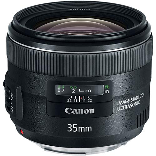 Ống kính Canon EF 35mm f/2.0 IS USM - Lê Bảo Minh