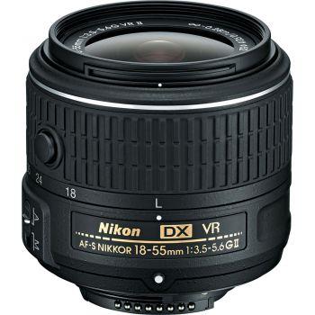 Ống kính máy ảnh Nikon 18-55 mm VR II