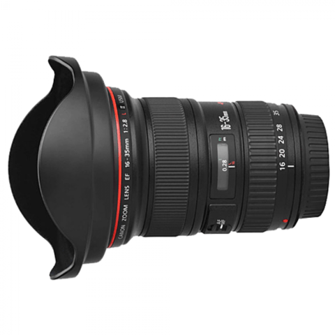 Ống Kính Canon E F 16-35mm f/2.8L II USM