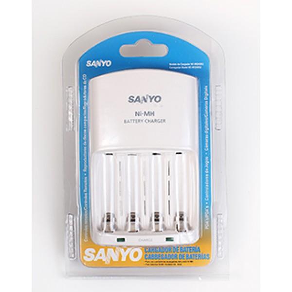 Sạc pin Sanyo