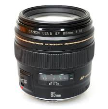 Canon EF 85mm F/1.8 USM ( Mới 100% )