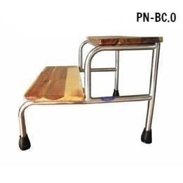 PN-BC.0 - Bục bước chân 2 bậc