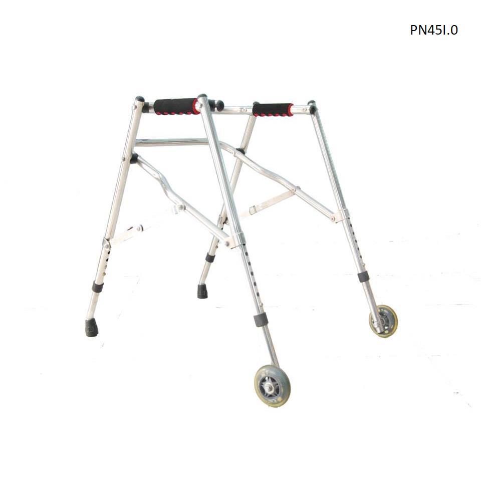 PN45I.0 - Khung tập đi (Inox) cho trẻ khuyết tật