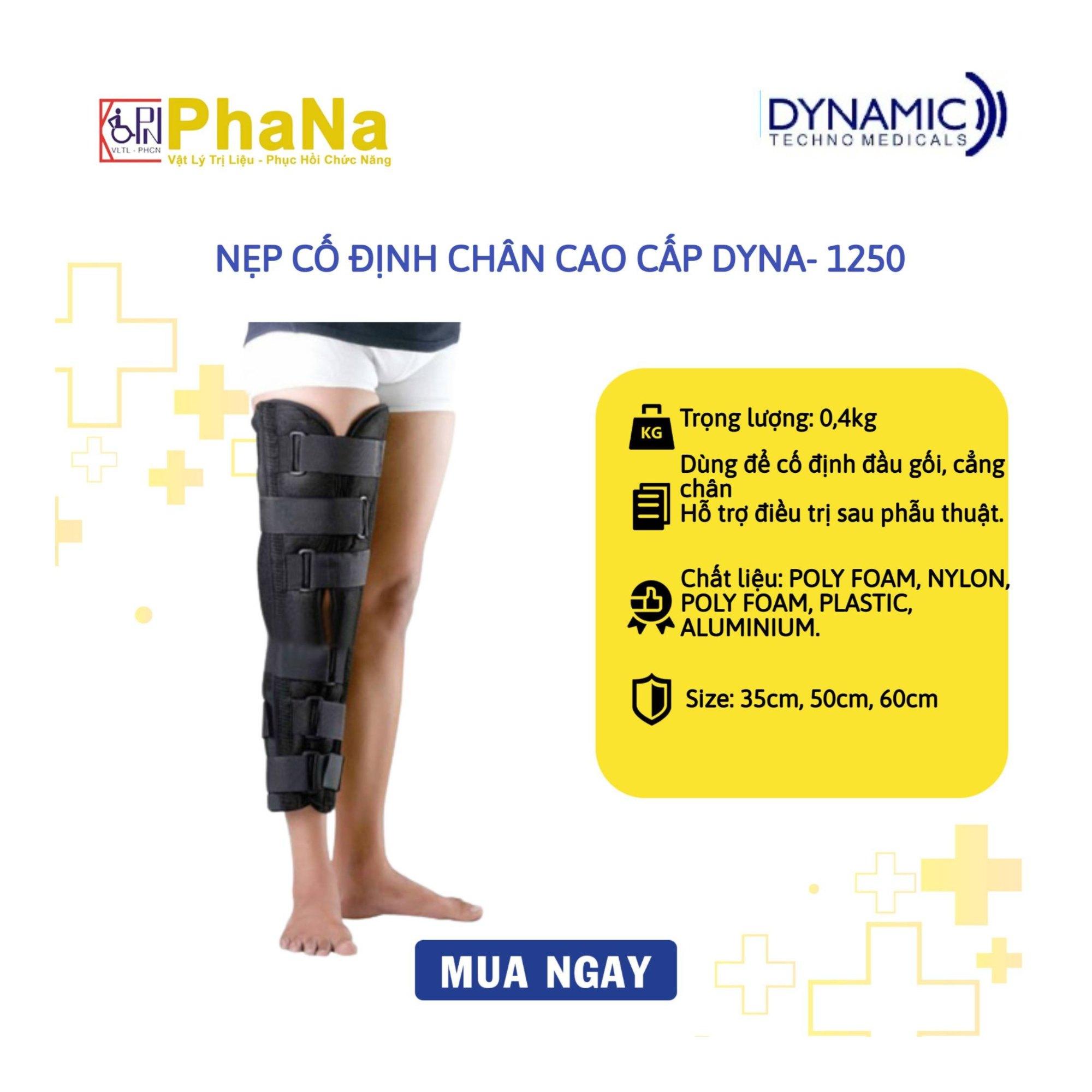 Nẹp cố định chân cao cấp Dyna Deluxe - 1250