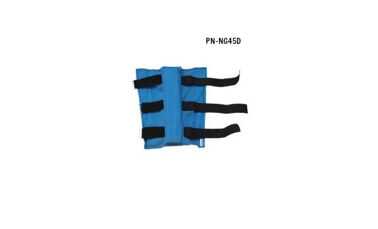 PN-NG45D - Nẹp gối gỗ dài 45cm - PHCN