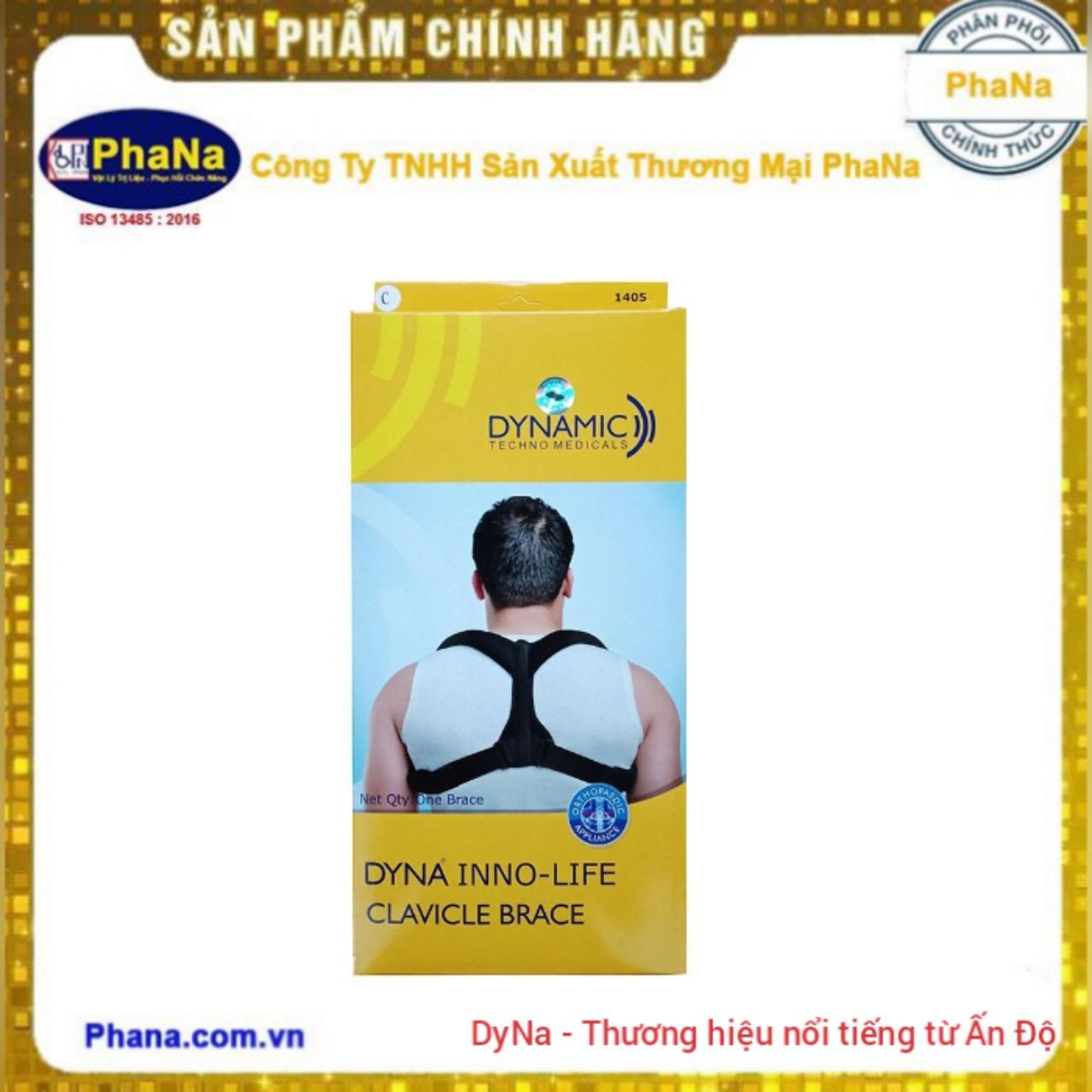 Đai chống gù chính hãng Dyna Inno-Life - 1405 (Hàng nhập Ấn Độ)