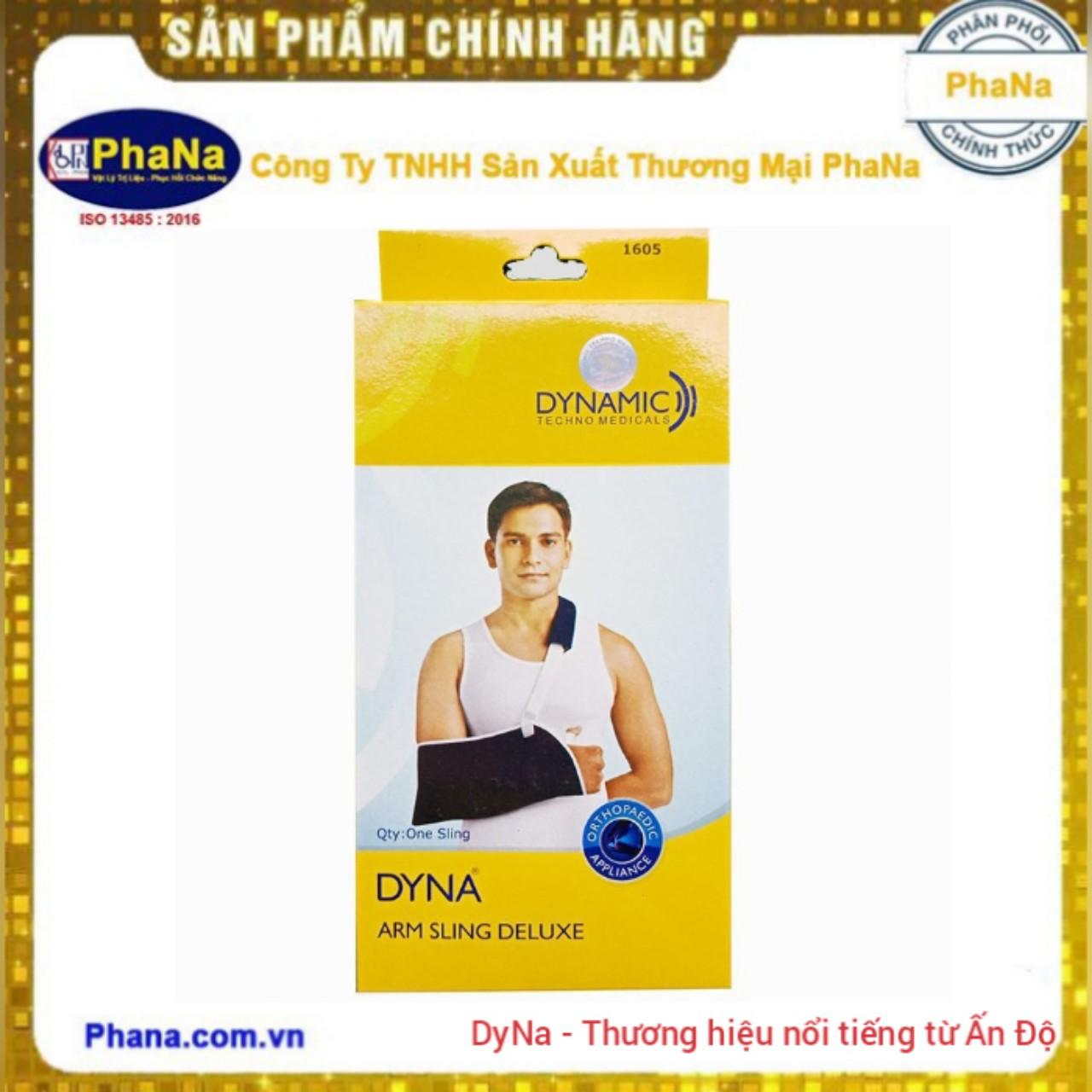 Túi đeo tay cao cấp Dyna (Hàng nhập Ấn Độ) - 1605