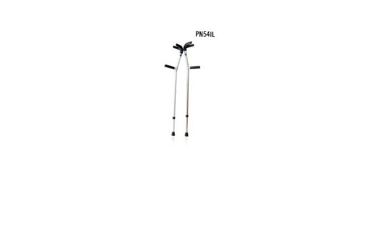 PN54IL - Gậy chống tựa khuỷu Inox lớn